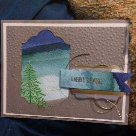 My Holiday Catalog Demo Swap Card