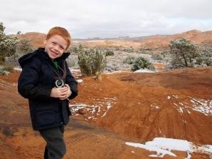 Moab, UT for Thanksgiving